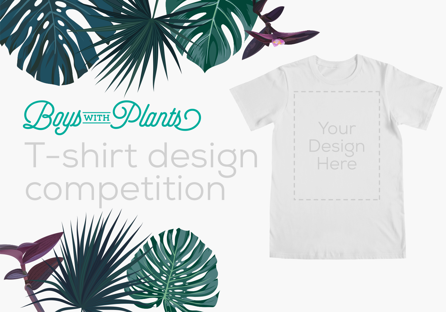 T-shirt Design Competition